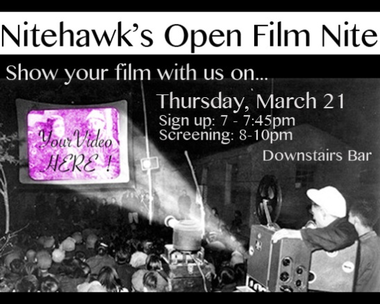 OpenFilmNight-March