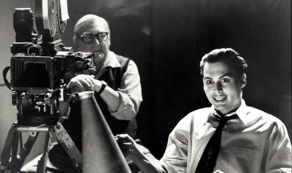 Ed Wood Starring Johnny Depp