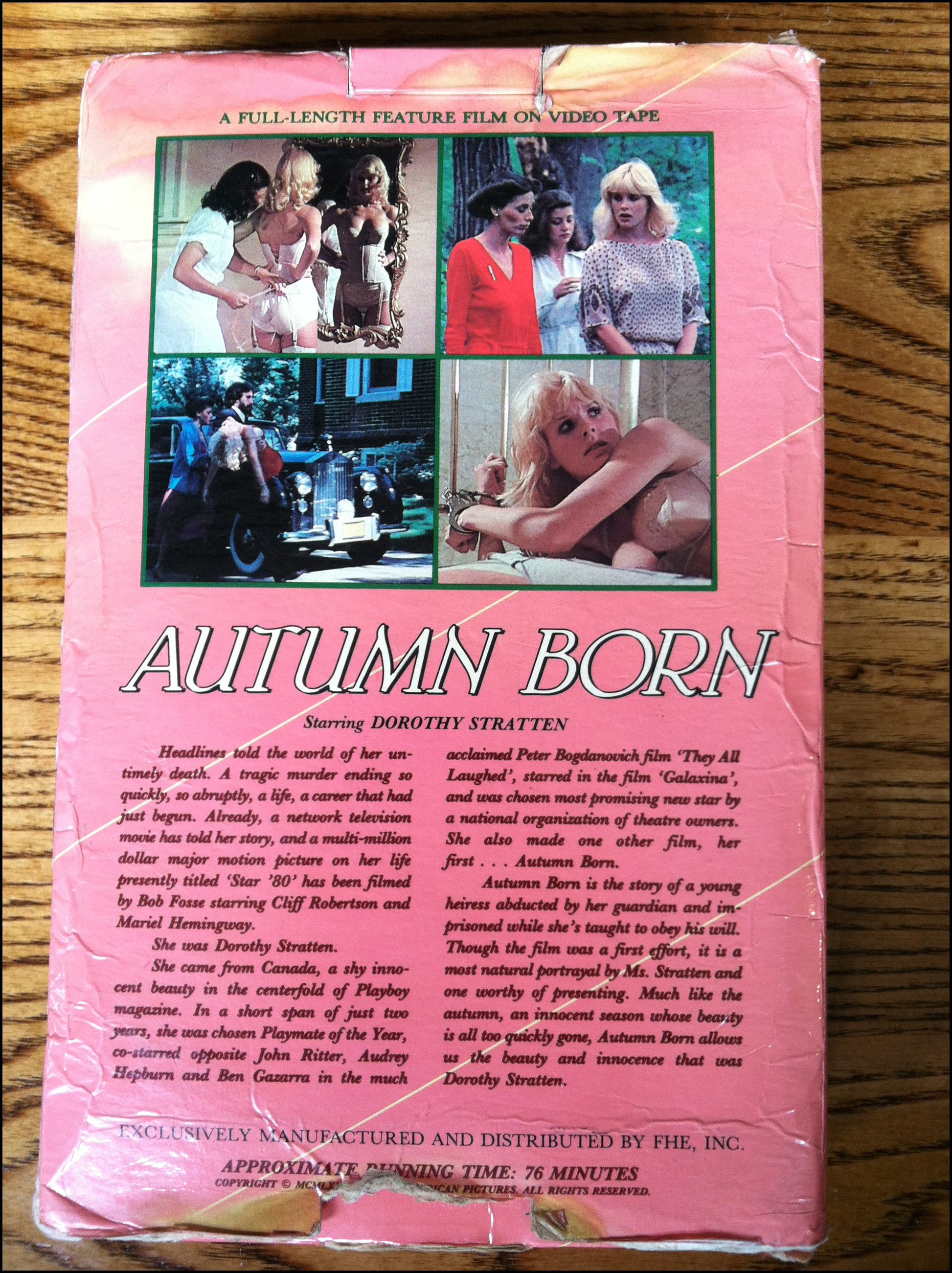 vintage Vhs porn tapes